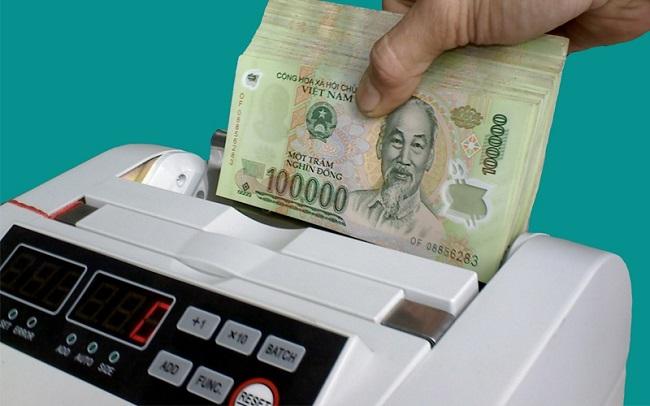 Máy đếm cho tiền vào không chạy