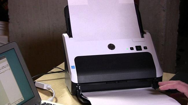 Ưu điểm của những dịch vụ sửa chữa máy scan tại nhà Hà Nội