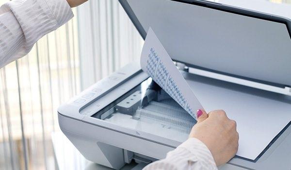 Cách kết nối máy scan với máy tính win 7
