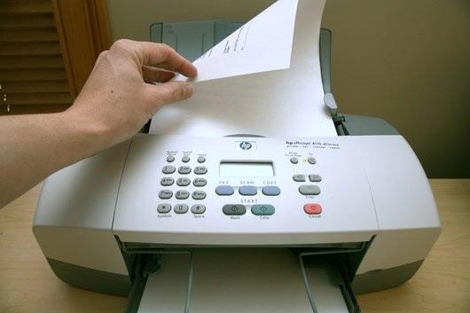 Cách kết nối máy scan với máy tính Win XP