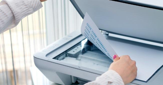 Cách scan từ máy in sang máy tính