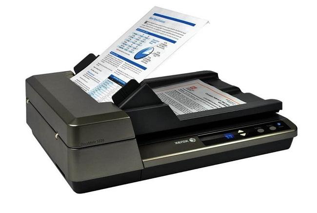 Định nghĩa của máy scan là gì?