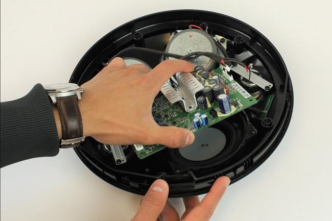 Kiểm tra lại phần mềm hoặc phần cứng
