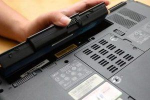 Cách sửa pin laptop bị chai không nhận pin