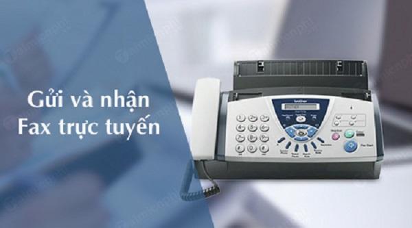 Hướng dẫn cách fax tài liệu từ máy tính