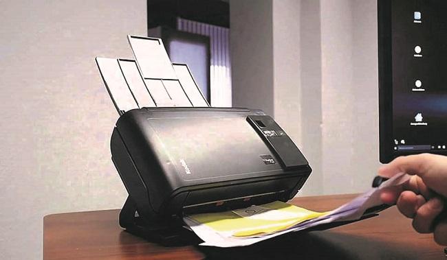Cơ chế hoạt động của máy fax