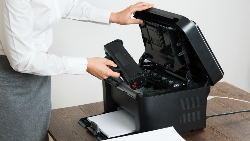 Những vấn đề khi máy in bị hết mực khiến nhiều người cảm thấy khó chịu.