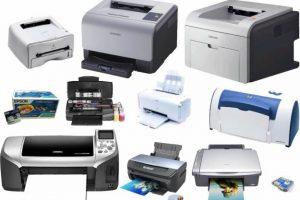 Đổ mực in phù hợp với các loại máy móc, thiết bị