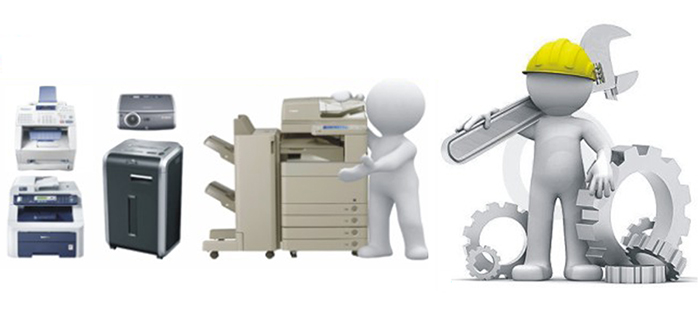 Lỗi máy in phổ biến và cách sửa lỗi máy in